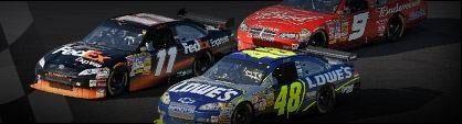 Jerry Neuman-NASCAR Illustrated, Advertising Affiliate Program Site Web