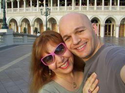 Patrick & Anna Dejean at The Venetian, Las Vegas - Ghost Writers, Elance