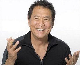 Robert Kiyosaki - good grades, counterfeiting money, US coins, plaster of Paris, and Crest toothpaste tubes