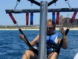 Steve Barrow Parasailing Cabo San Lucas, Mexico - Sample Business Plans