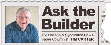 Tim Carter, Ask the Builder