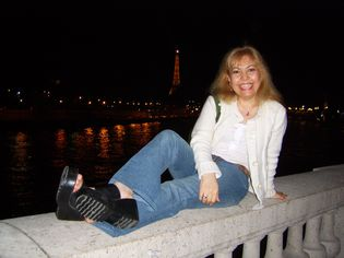 Anna Dejean in Paris, France-Network Marketing System