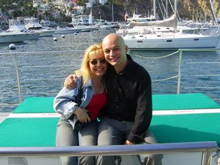 Anna & Patrick Dejean in Port Of Avalon, Catalina, California-Free e book