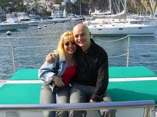 Anna & Patrick Dejean in Port Of Avalon, Catalina, California-Free e book