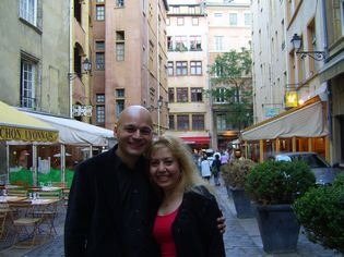 Patrick & Anna Dejean in Saint Jean, Lyon, France - Internet marketing for online business