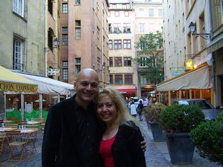 Patrick & Anna Dejean in Saint Jean, Lyon, France - Internet marketing for online business
