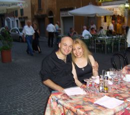 Patrick & Anna Dejean in Vatican, Rome, Italy - Online business systems