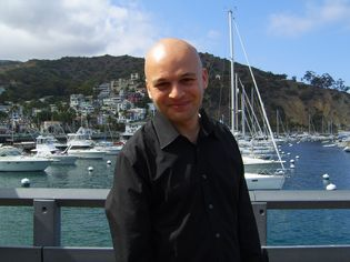 Patrick Dejean in Avalon, Catalina Island, Los Angeles, CA-MLM Home Based Business