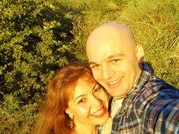 Patrick & Anna Dejean at Pikes Peak Arboretum, Lake Arrowhead, CA - Cool Websites