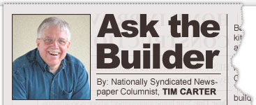 Tim Carter, Ask the Builder